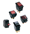 Link to information about Rocker and Toggle Switches.