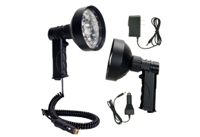 PAR 36 Handheld LED Spotlights